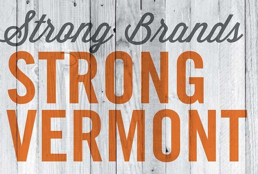 Strong Brands Strong Vermont board