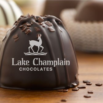 Lake Champlain Chocolates Advertising