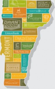 Strong Brands Vermont Map