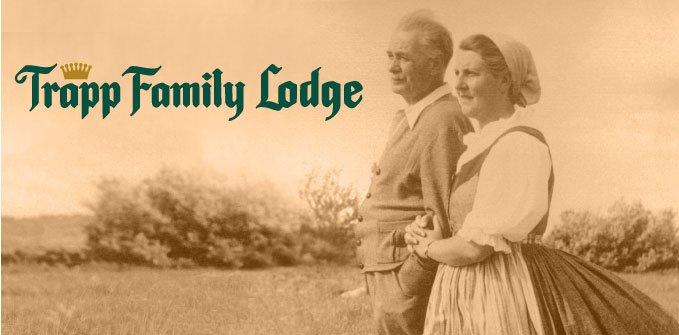 Trapp Family Lodge Historic Photo
