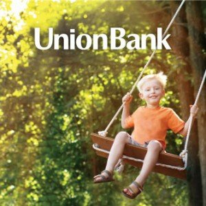 Union Bank - Boy on Swing