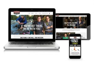 Darn Tough - Ecommerce Website
