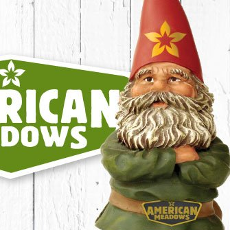 American Meadows Gnome