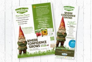 American Meadows Sell Sheet and Brochure