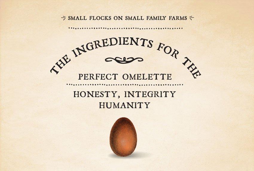 Carol's Eggs Advertising
