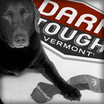 Darn Tough Dog on Logo