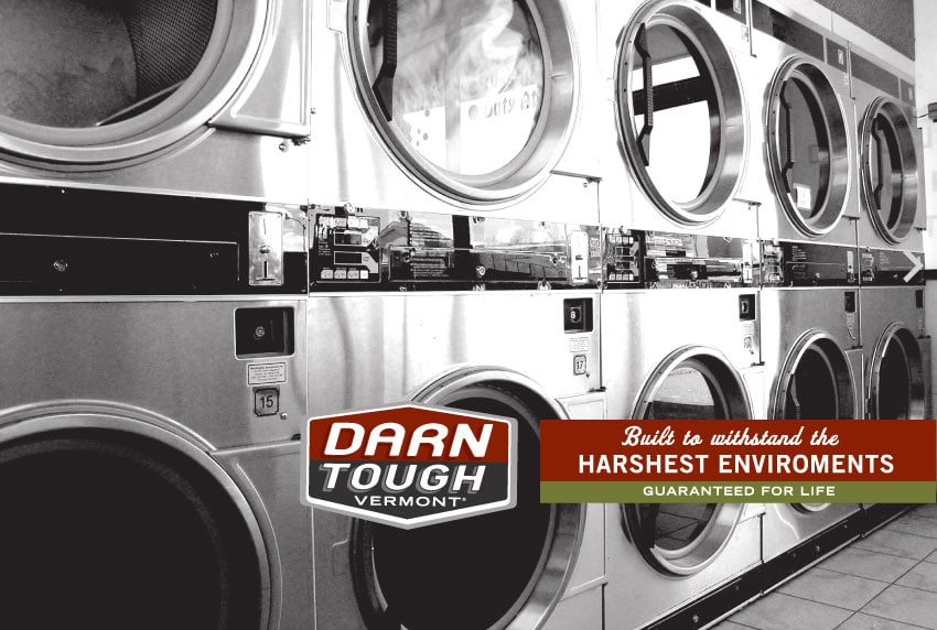 Built to withstand the harshest environments