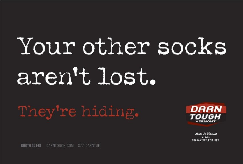 Your other socks aren't lost. They're hiding.