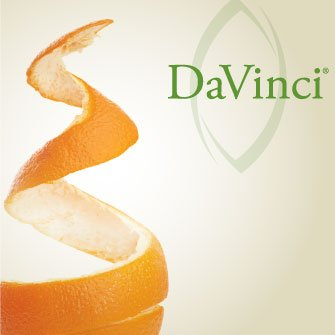 DaVinci Logo Chicklet
