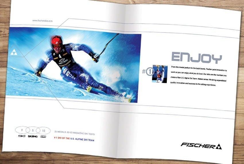 Fischer Brochure Spread