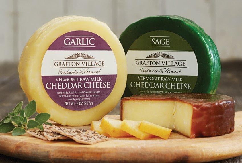 Grafton Village Cheese - Handmade in Vermont