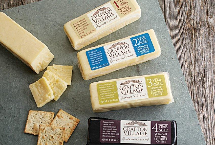 Grafton Village Aged Cheese