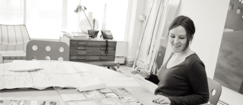 Jordan Messerole - Senior Designer