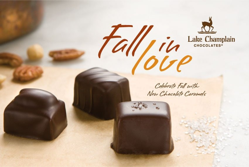Lake Champlain Chocolates - Fall in Love