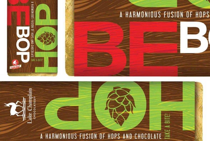 Lake Champlain Chocolates BeBop Bar