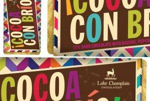 Lake Champlain Chocolates Con Brio Bar