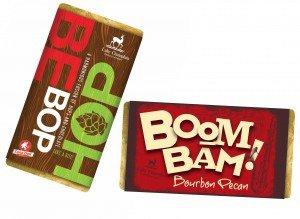 Lake Champlain Chocolates - Jazz Bars Packaging