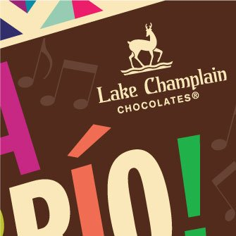 Lake Champlain Chocolates Bar Packaging