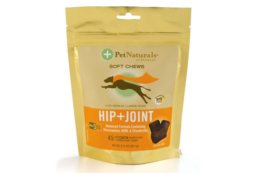 Pet Natural Hip & Joint Packaging