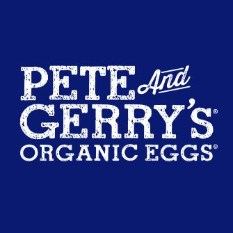 Pete & Gerry's Organic Eggs Logo
