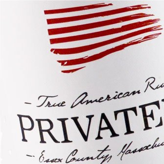 Privateer Rum Packaging