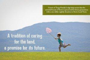 Trapp Family Lodge - Brochure Insert