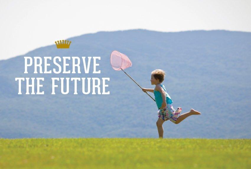 Trapp Family Lodge - Preserve the Future