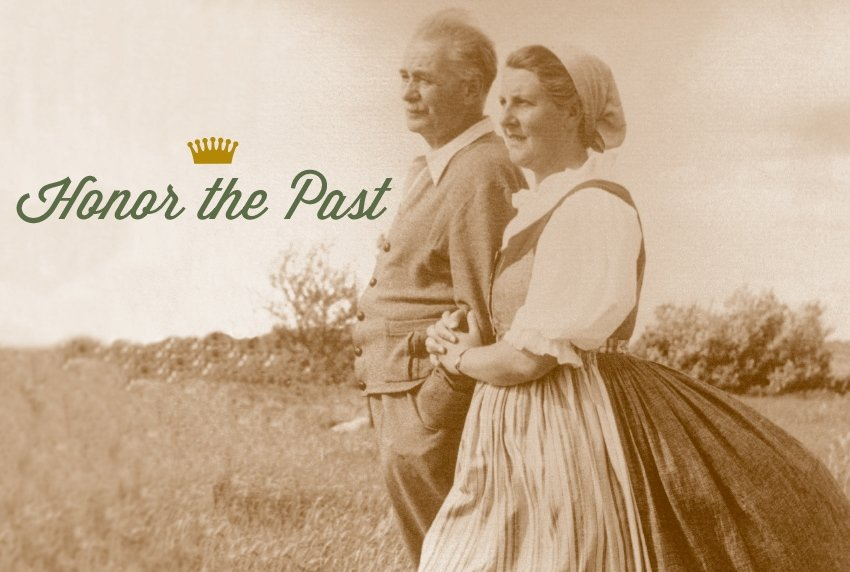 Trapp Family Lodge - Honor the Past