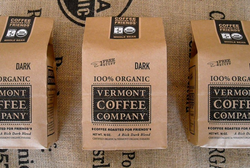 Vermont Coffee Company Bags
