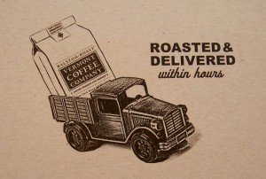 Roasted & Delivered within Hours
