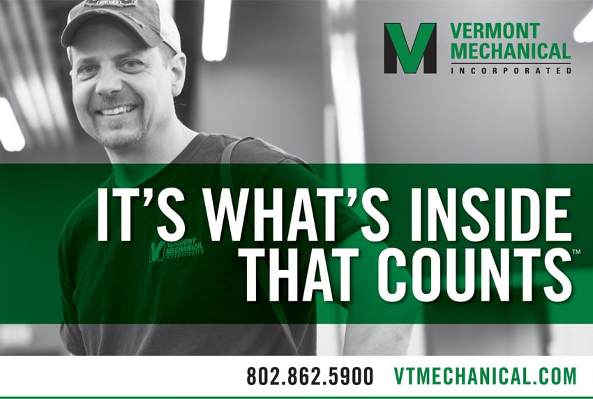 Vermont Mechanical - It's What's Inside that Counts