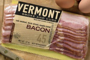 Vermont Smoke And Cure Bacon Packaging