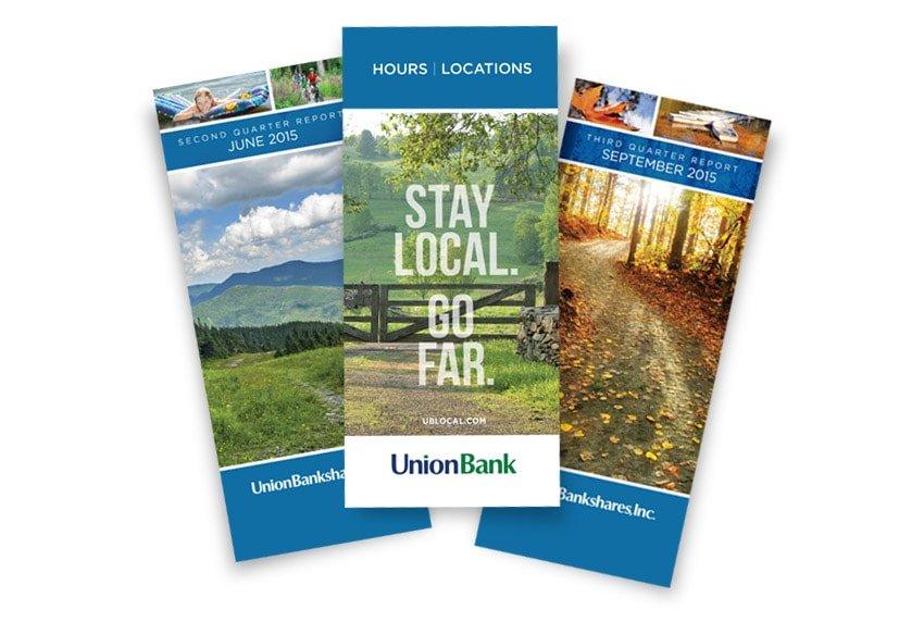 Union Bank Quarterly Reports