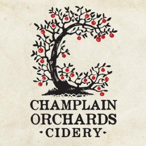 Champlain Orchards Cidery Logo