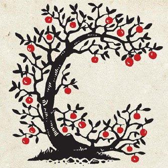 Champlain Orchards Logo