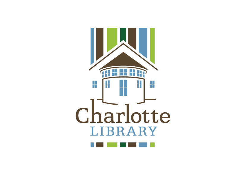 Charlotte Library Logo