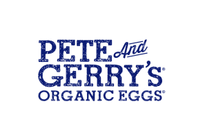 Pete and Gerry's Organic Eggs Logo