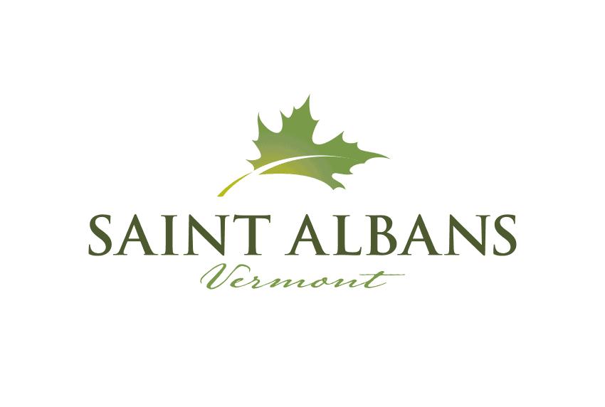 Sait Albans, VT Logo