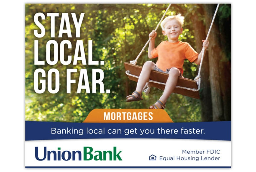Union Bank Mortgage Ad