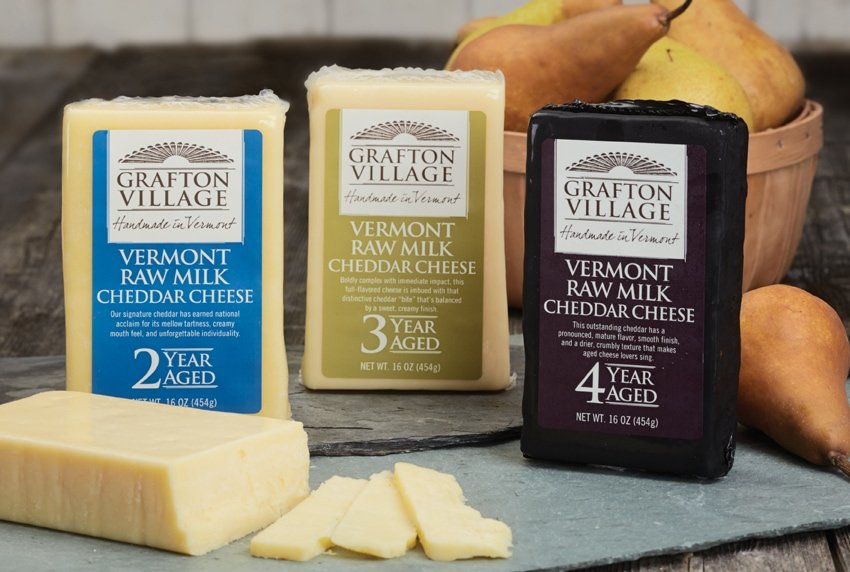 Grafton Village Raw Milk Cheese