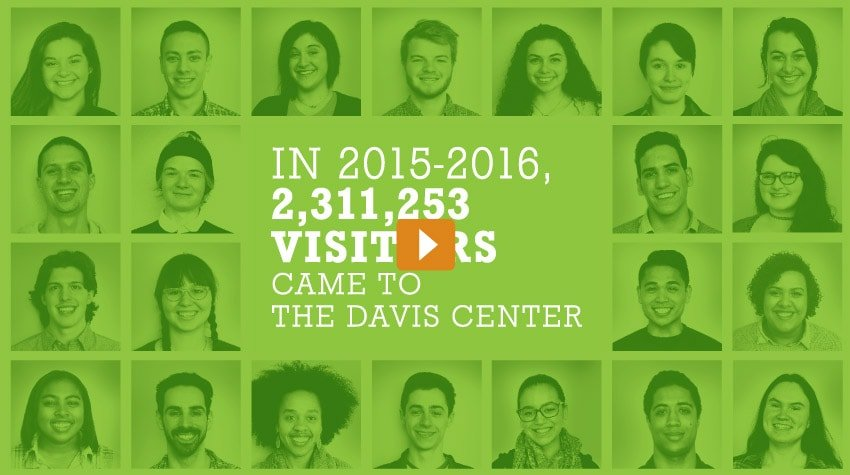UVM Davis Center - Video