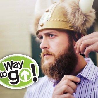 Way to Go Viking