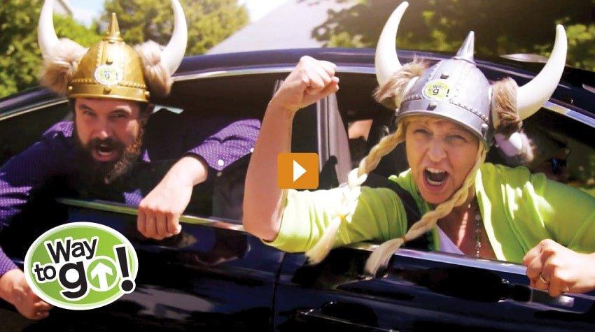 Way to Go - Viking Video