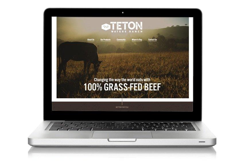 Teton Waters Ranch - Laptop